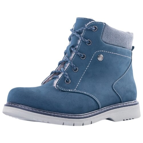 Ботинки КОТОФЕЙ размер 31, синий