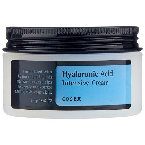 COSRX Cream Hyaluronic Acid Intensive Крем увлажняющий для лица с гиалуроновой кислотой, 100 г крем для лица ullex hyaluronic acid