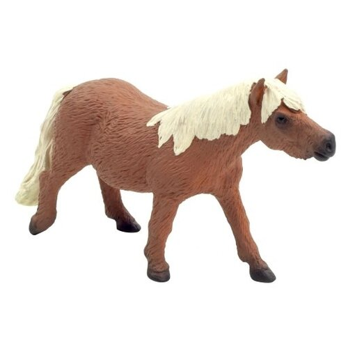 Купить Фигурка Mojo Farmland Шетландский пони 387231, Игровые наборы и фигурки
