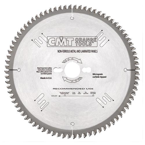 Пильный диск CMT 297.080.11M 260х30 мм диск пильный твердосплавный cmt 226 060 10m