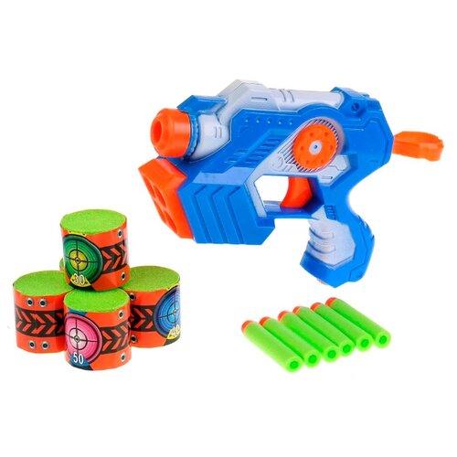 Купить Бластер Играем вместе (B1326525-R), Игрушечное оружие и бластеры