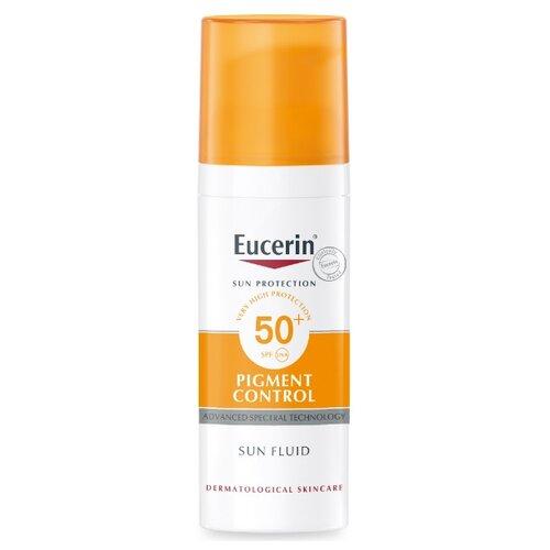 Eucerin флюид Sun Pigment Control, SPF 50, 50 мл, 1 шт