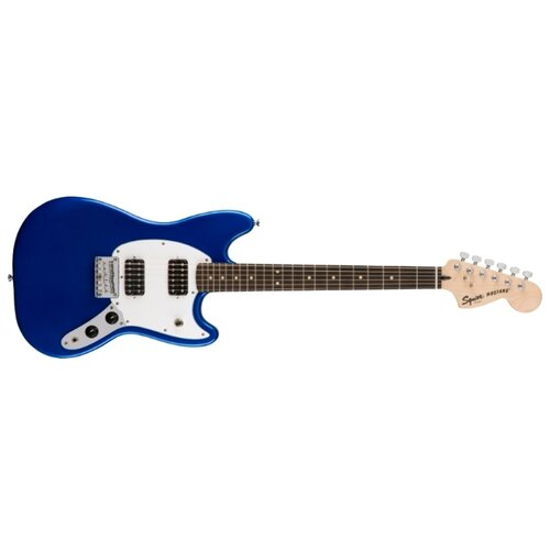 Электрогитара Squier Bullet mustang HH imperial blue