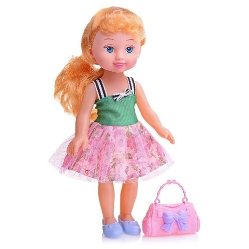 Кукла Oubaoloon Pretty Girl, 25 см, 656-2D