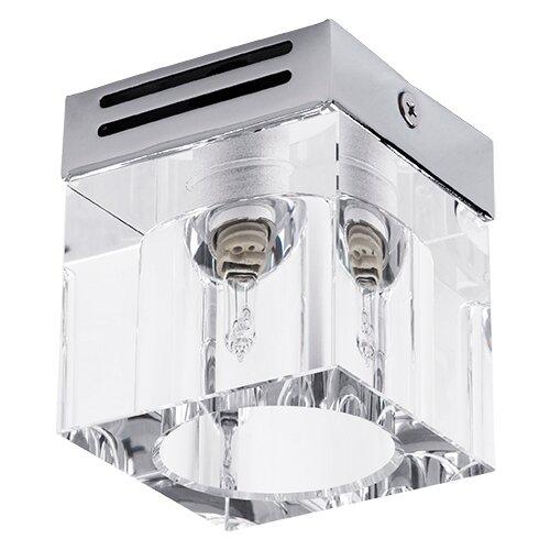 Светильник Lightstar Alta Qube 104010, G9, 40 Вт светильник lightstar alta qube 104010 g9 40 вт