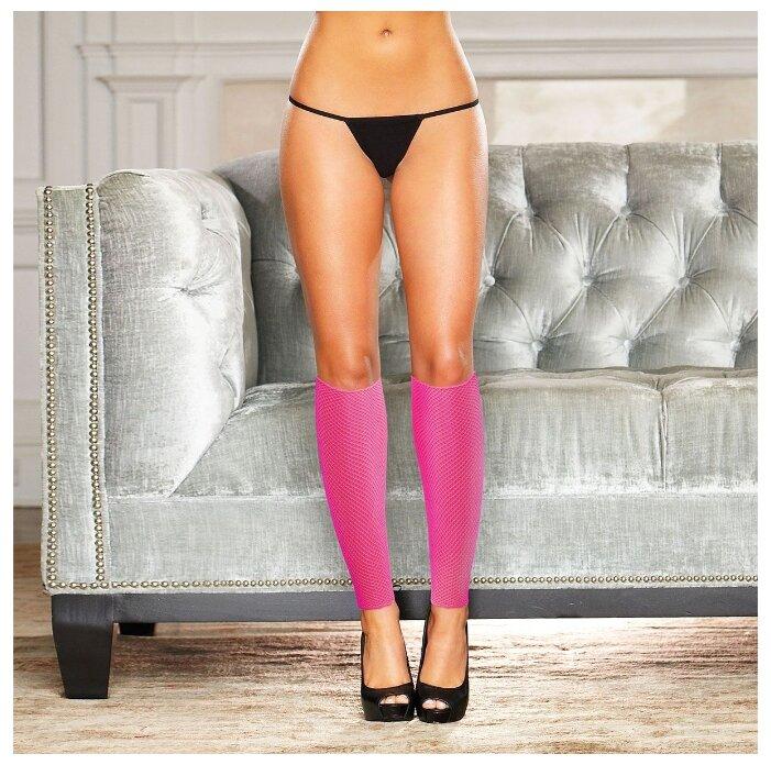 Гетры Hustler Footless Lace-up Knee Highs