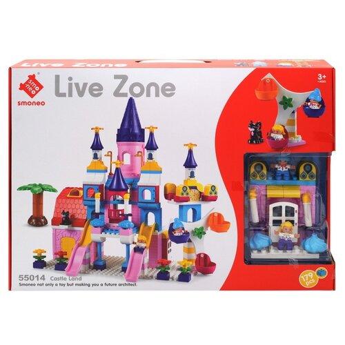 Купить Конструктор Smoneo Live Zone 55014 Большой Дворец, Конструкторы