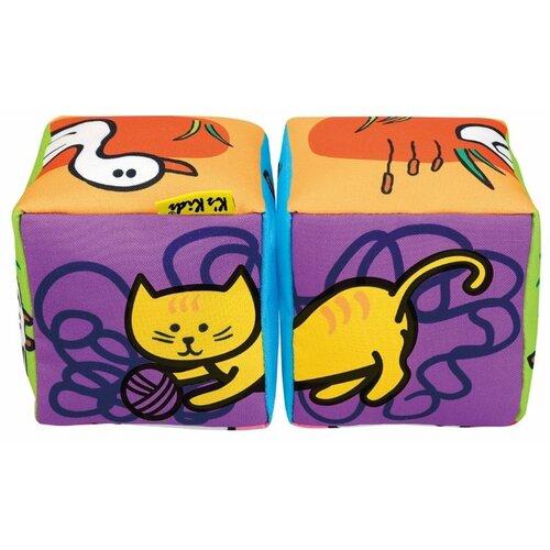 Купить Кубики-пазлы K's Kids Animals, Детские кубики