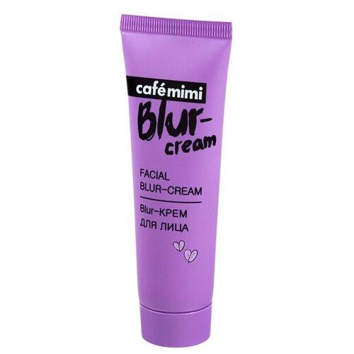 Фото - Cafe mimi Blur крем для лица, 50 мл питательный крем для лица spf 15 cafemimi nutritious 50 мл