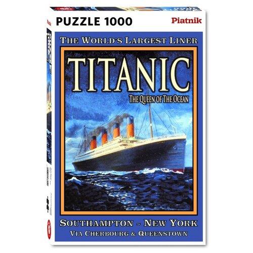 Купить Пазл Piatnik Титаник (538940), 1000 дет., Пазлы