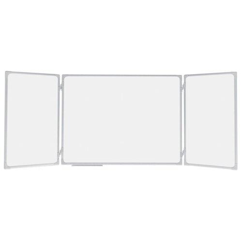Доска магнитно-маркерная 2x3 TRS129 (90х240 см) белый гирлянда shae цвет синий 90х240 см