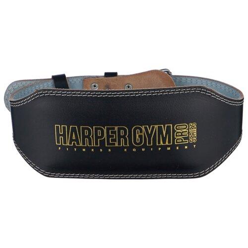 Пояс Harper Gym JE-2622HG черный M