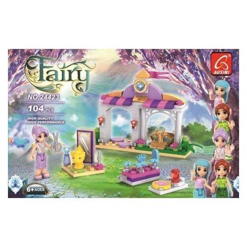Конструктор Ausini Fairy 24423 Волшебная поляна конструкторы ausini фэнтези 213 деталей