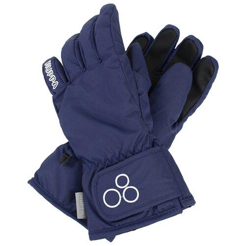Перчатки Huppa размер 5, navy