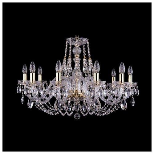 Люстра Bohemia Ivele Crystal 1406 1406/10/300/G, E14, 400 Вт