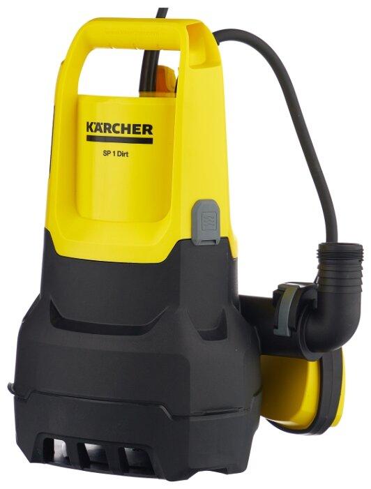 Дренажный насос KARCHER SP 1 Dirt (250 Вт)