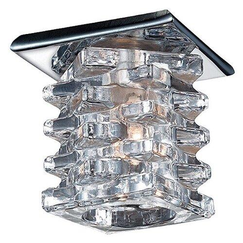 Встраиваемый светильник Novotech Crystal 369375