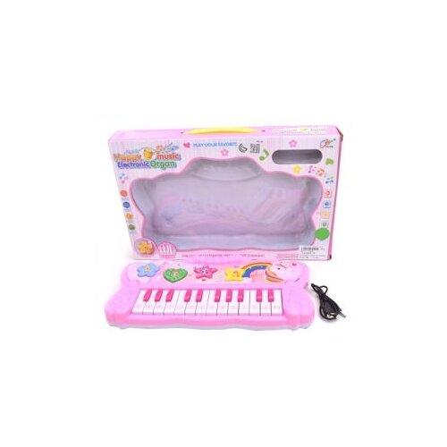 Купить Наша игрушка пианино 8819, Детские музыкальные инструменты