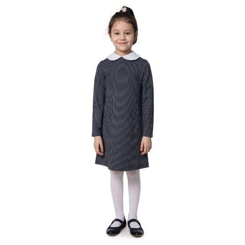 Платье ALENA размер 146-152, серый