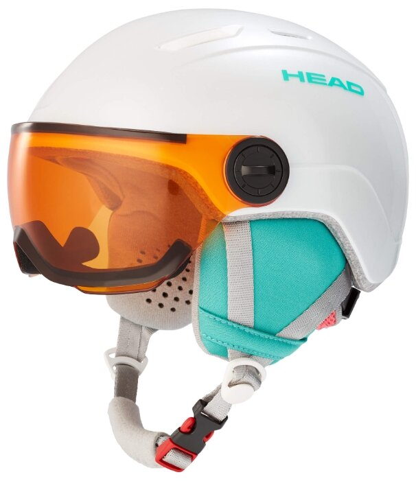 Горнолыжные шлемы Head MAJA Visor (2019/2020)