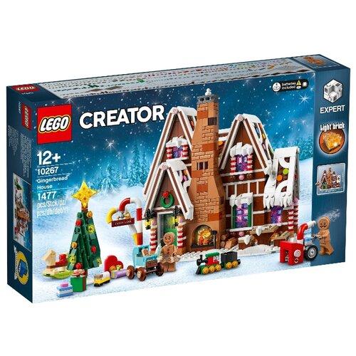 Конструктор LEGO Creator 10267 Пряничный домик конструктор creator lego lego mp002xb00cac