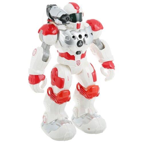 Робот Zhorya Пультовод Fire Bot ZY831226 белый/красный