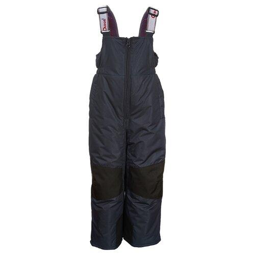 Купить Полукомбинезон Oldos Мишель OAW193T1PT67 размер 98, темно-синий, Полукомбинезоны и брюки