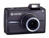 Фотоаппарат KYOCERA Finecam S4