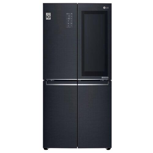 Холодильник LG DoorCooling+ GC-Q22 FTBKL цена 2017