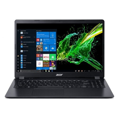 Купить Ноутбук Acer Aspire 3 (A315-42G)-R9EB (AMD Ryzen 3 3200U 2600MHz/15.6 /1920x1080/4GB/128GB SSD/DVD нет/AMD Radeon 540X 2GB/Wi-Fi/Bluetooth/Windows 10 Home) NX.HF8ER.02C черный