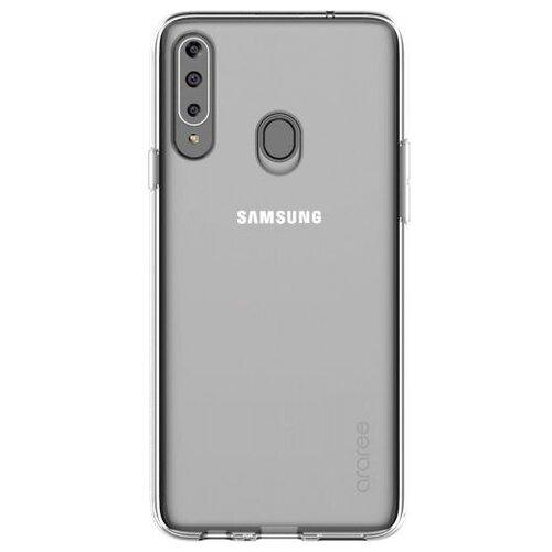 Купить Чехол Araree GP-FPA207KDA для Samsung Galaxy A20s прозрачный