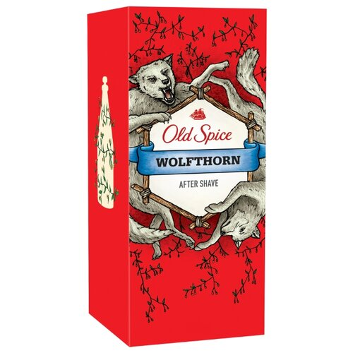 Лосьон после бритья Wolfthorn Old Spice, 100 мл