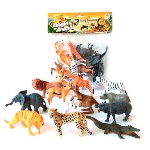 Купить Фигурки Shantou Gepai Jungle Animal 2A012, Игровые наборы и фигурки