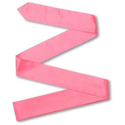 Лента для художественной гимнастики Indigo СЕ1 розовый