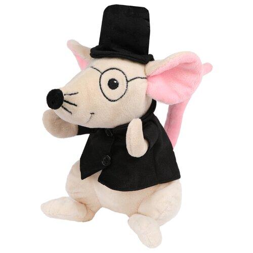 Купить Мягкая игрушка Fluffy Family Сэр Мышь 20 см, Мягкие игрушки