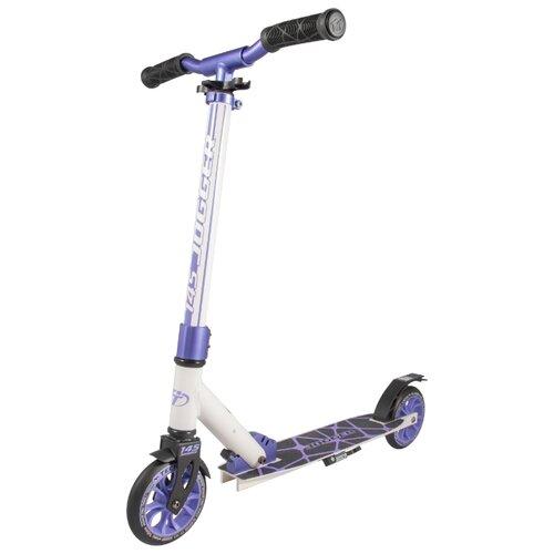 Спортивный самокат Tech Team TT 145 Jogger 2019 белый/фиолетовый