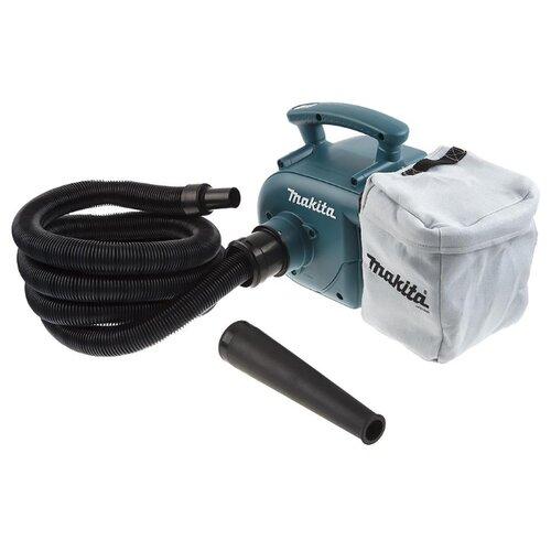 Профессиональный пылесос Makita DVC350Z синий/черный