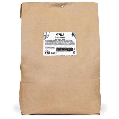 Мука Чёрный хлеб пшеничная особо тонкого помола 5 кг
