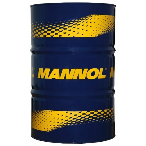 Фото - Минеральное моторное масло Mannol TS-1 SHPD 15W-40 208 л минеральное моторное масло mannol diesel 15w 40 7 л
