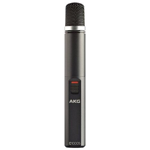 Микрофон AKG C1000S matte grayish blue профессиональные студийные наушники akg k240 studio 2058x00130