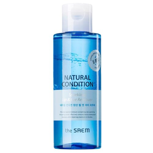 The Saem средство двухфазное для снятия макияжа с термальной водой Natural Condition, 155 мл