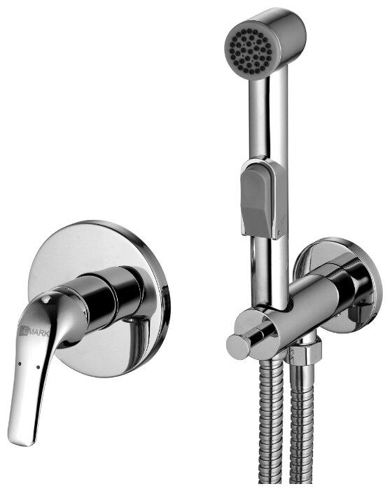 Гигиенический душ встраиваемый Lemark Plus Advance LM1219C хром — цены на Яндекс.Маркете