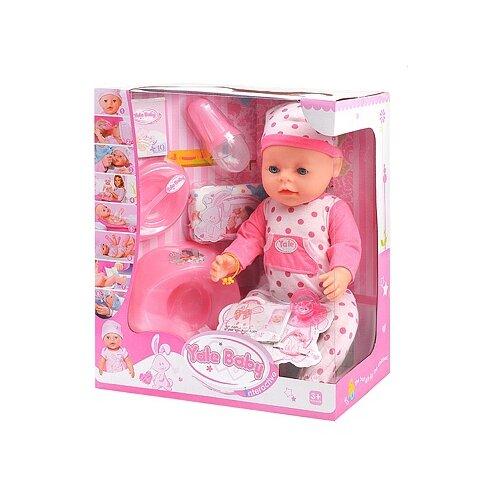 Интерактивный пупс Oubaoloon Yale Baby, 35 см, BL023R
