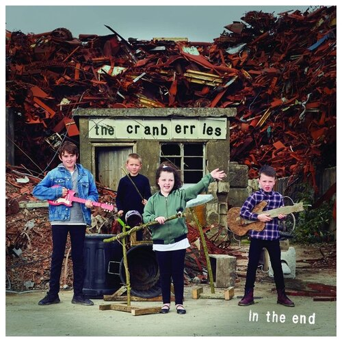 The Cranberries. In The End (LP)