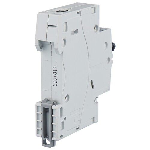 Автоматический выключатель Legrand RX3 1P (C) 4,5kA 16 А legrand выключатель авт 2п c 25а rx3 4 5ка leg 419699