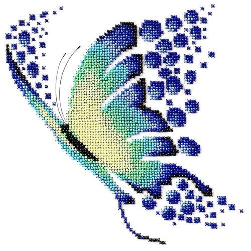 Купить Созвездие Набор для вышивания бисером Свобода 20 х 20 см (А-09), Наборы для вышивания