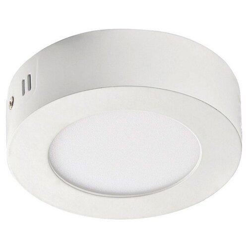 Фото - Светильник светодиодный Favourite Flashled 1347-6C, LED, 6 Вт потолочный светильник favourite 1347 6c