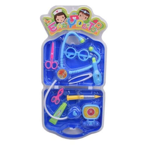 Набор доктора Наша игрушка 8302B набор доктора наша игрушка 643452