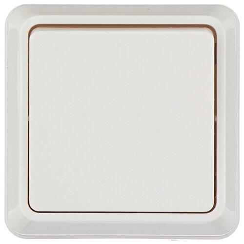 Выключатель 1-полюсный IEK ОКТАВА EVO10-K01-10-DC,10А, белый iek mva20 1 010 b авт выкл ва47 29 1р 10а 4 5ка х ка в иэк