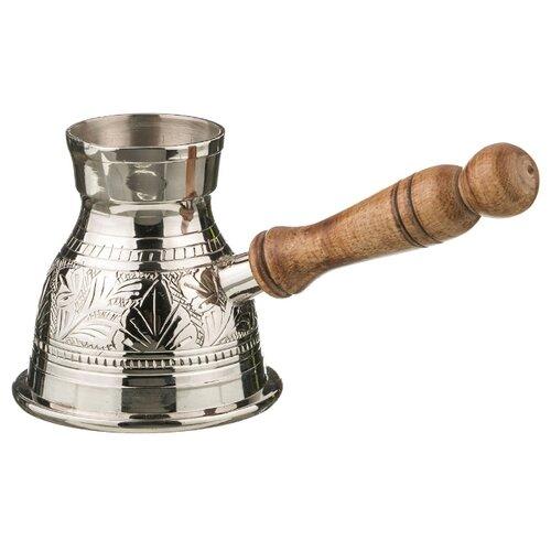 Турка Lefard Graving (200 мл), серебряный недорого